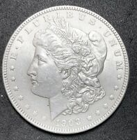1903 MORGAN DOLLAR WHITE VAM 11A DOUBLED REVERSE LETTERING, COLLAR CLASH 1112
