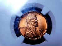 1947-D 1C LINCOLN WHEAT CENT - NGC MINT STATE 67RD 1000-32033