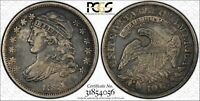 1831 JR-5 CAPPED BUST DIME GRADED VF DETAILS BY PCGS VARIETY IS ON THE LABEL.