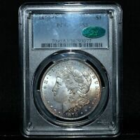 1879-O $1 MORGAN SILVER DOLLAR  PCGS MINT STATE 63 CAC  CHOICE UNCIRCULATED TRUSTED