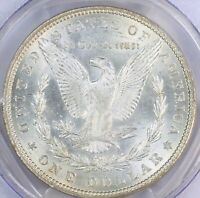1880 / 1879 P MORGAN DOLLAR PCGS MINT STATE 61  VAM-16 B ONLY 5 IN REGISTRY