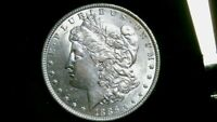 BEAUTIFUL 1886-P MORGAN SILVER DOLLAR EXACT ONE SHOWN IN PICS 1127
