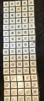 MERCURY DIMES   LOT OF 80 HIGH GRADE 90  SILVER MERCURY DIME