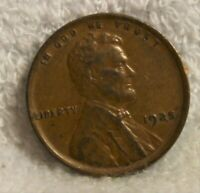 1925 LINCOLN PENNY