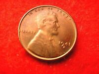 1941-S LINCOLN CENT GREAT BU RED CENT   15