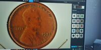 1921 S LINCOLN WHEAT CENT, 2161
