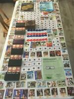 JUNK DRAWER BONANZA COIN COLLECTION OF SILVER SETS & MORE  O