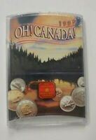 1999 OH  CANADA  UNCIRCULATED 7 COIN SET