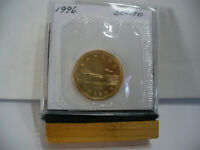 1996  CANADA  DOLLAR COIN  LOONIE TOP GRADE  SEE PHOTOS  96  PROOF LIKE  AUCTION