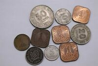 BORNEO OLD COINS LOT MANY HIGH GRADE B29 P15