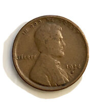 1934 - D    LINCOLN PENNY