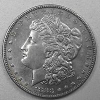 SILVER 1883-P US 90 SILVER GORGEOUS MORGAN DOLLAR AIR-TITE CAPSULE      MD093