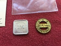 FRANCE COMPAGNIE LE TAXIPHONE TELEPHONE TOKEN   RETAIL   TRANSPORTATION TOKENS