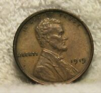 1919 LINCOLN PENNY