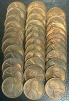 $$$$ 1935 S CENT ROLL ORIGINAL UNCIRCULATED  LINCOLN WHEAT 3