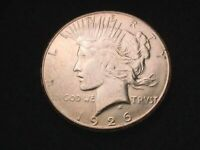 1926-S PEACE DOLLAR SUPERIOR COIN   22