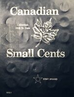 CANADA CENT NIGHT  BEAUTIFUL SET OF 90 DIFF SMALL CENTS 1920
