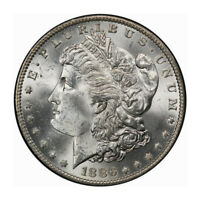 1886-O $1 MORGAN DOLLAR PCGS MINT STATE 64 CAC 3130-3