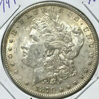 1879 P MORGAN SILVER DOLLAR  EARLY DATE..HIGH GRADESOME LUSTER