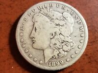 1899 O MORGAN SILVER DOLLAR        L129    SL727
