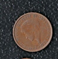 LUXEMBOURGO 5 CENTIMES 1930