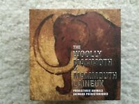 2014 CANADA THE WOOLLY MAMMOTH   PREHISTORIC ANIMALS 1 OZ $20 SILVER PROOF COIN