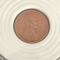 1950 S PENNY LINCOLN WHEAT US COIN