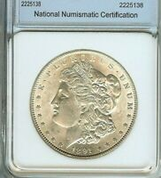 1891 MORGAN SILVER DOLLAR ..APPEARS A BEAUTIFUL NEAR GEM,,,// THIS