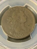 1800/1798 DRAPED BUST LARGE CENT