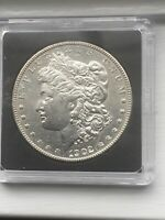 1902-P $1 MORGAN SILVER DOLLAR    EXTRA FINE   DETAILS LIGHTLY CLEANED