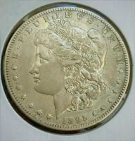 1895 S MORGAN SILVER DOLLAR WITH FREE SHIPPING