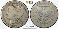 1893 S MORGAN SILVER DOLLAR PCGS G DETAIL - CLEANED