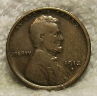 1912S LINCOLN PENNY
