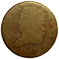 1828 CLASSIC HEAD HALF CENT HIGH END HARD TO FIND 1/2C COLLE
