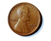 1912-S LINCOLN WHEAT SMALL CENT CHOICE  SHIPS FREE-MAKE ME A REASONABLE OFFER