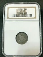 1836 CAPPED BUST SILVER 10C DIME NGC XF45 OGH 10C XF