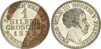 PRUSSIA SILVER PENNIES 1833 A LACK COINAGE 53872