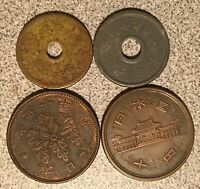 JAPANESE COIN LOT