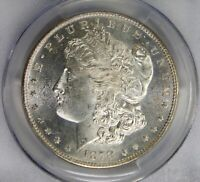 1878 S MORGAN SILVER DOLLAR PCGS MINT STATE 63 VAM 19A  HIT LIST 40