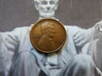 1909 S LINCOLN CENT  EXTRA FINE