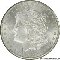 1898-S MORGAN SILVER DOLLAR SELECT UNCIRCULATED FROSTY WHITE