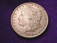 1878 MORGAN DOLLAR SUPERIOR 8 TAIL FEATHERS VARIETY COIN    200