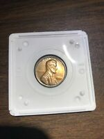 1972 LINCOLN DOUBLE DIE CENT