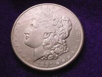 1891-S MORGAN DOLLAR SUPERIOR KEY DATE COIN  30
