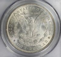 1889 P MORGAN SILVER DOLLAR PCGS MS 64 AND CAC TOP 100 VAM 22 LATE DIE STATE