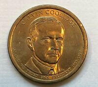 2014 D CALVIN COOLIDGE PRESIDENTIAL CIRCULATED