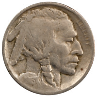 1913-S TY1 BUFFALO NICKEL -   FINE CONDITION, FIRST YEAR ISSUE
