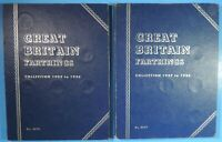 1902   1956 GREAT BRITAIN BRITISH FARTHINGS 61 COIN DATE SET