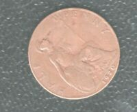 GREAT BRITAIN HALF PENNY 1920