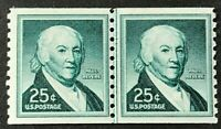 US SC1059A JOINT LINE PAIR COIL MINT NH OG VF/XF  15 137